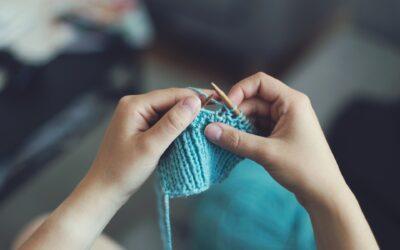 Progetto lavoro a maglia: condividere per proteggersi dal freddo